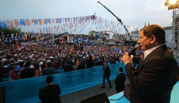 Davutoğlu'ndan Sinop'ta Önemli Açıklamalar