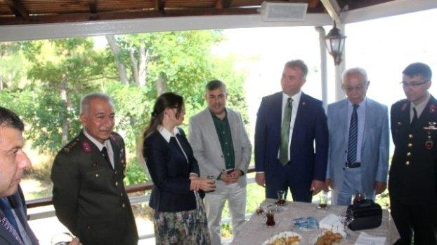Sinop Valisi Çetinkaya Protokol ile Bayramlaştı