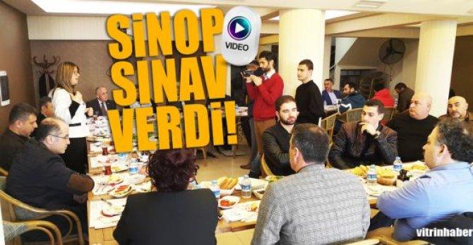 Sinop'un EMİTT Performansı Masaya Yatırıldı