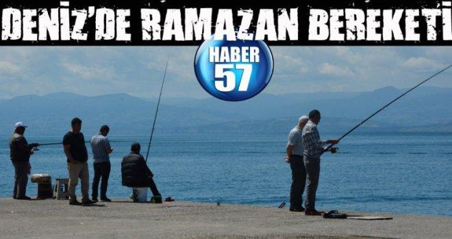 DENİZ'DE RAMAZAN BEREKETİ