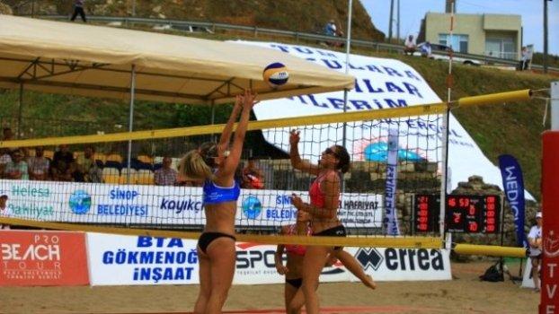 Tvf Pro Beach Tour Sinop Etabı Basın Toplantısı Yapıldı