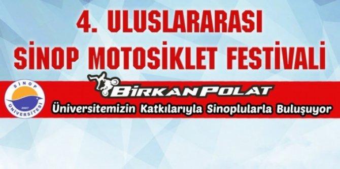 Sinop Motosiklet Festivali İle Hareketlenecek
