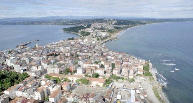 Sinop'ta yılın ilk altı ayında 154 binaya yapı ruhsatı verildi