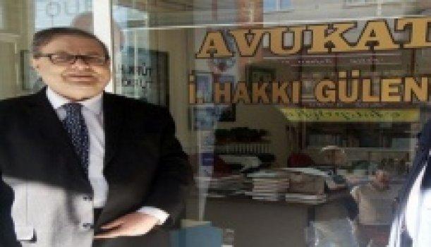 Sinop'ta avukata bıçaklı saldırı