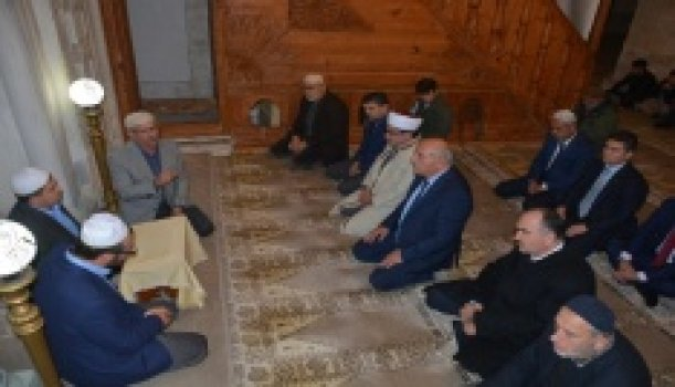 Sinop'ta Şehit Kaymakam Safitürk için mevlit okutuldu