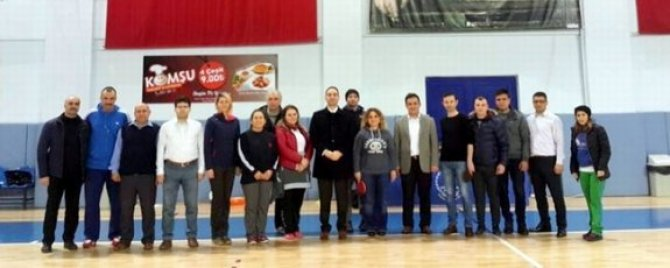 Sinop ASP personelleri Türkiye Şampiyonası yolunda