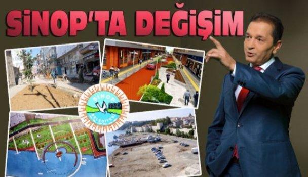 Başkan Ergül belediye çalışmalarını anlattı