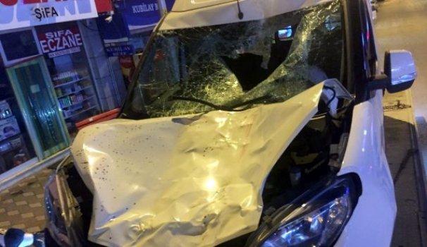 Kargı'da trafik kazası - Vitrin Haber