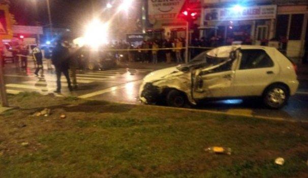 Sinop-Samsun yolunda kaza; 1 ölü, 2 yaralı - Vitrin Haber