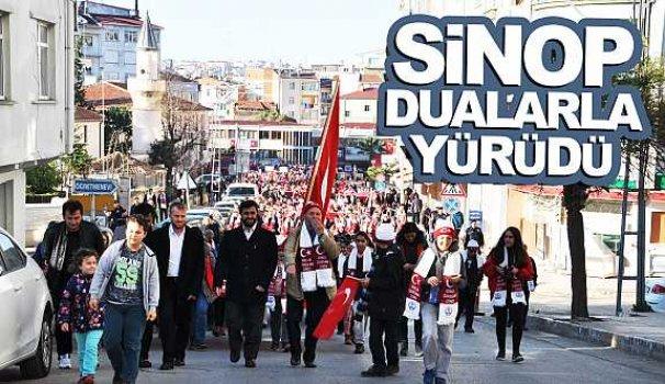 """Sinop'ta, """"Gençlik Şühedanın İzinde"""" - Vitrin Haber"""