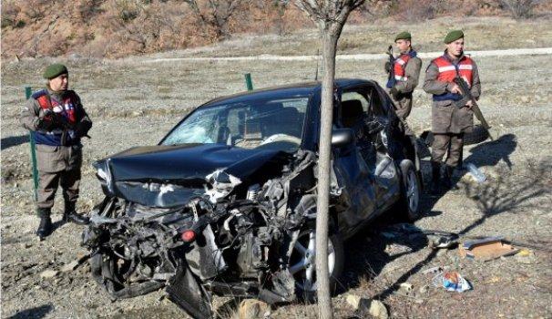 Sinop'ta trafik kazası; 3 yaralı - Vitrin Haber
