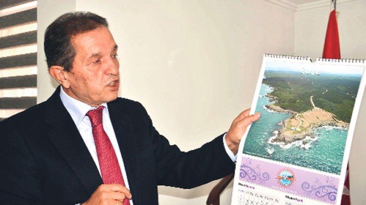 Sinop Belediye Başkanı Ergül'ün mahalle ziyaretleri