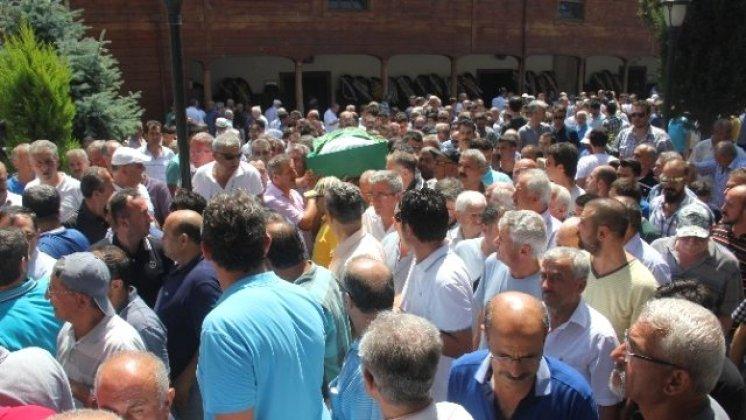 Sinop Eso Başkanı Tütüncü Son Yolculuğuna Uğurlandı