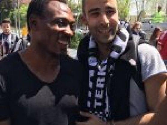 Daniel Amokachi yeniden Beşiktaş'ta