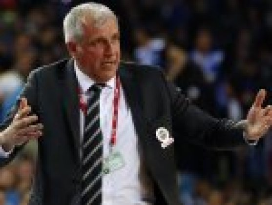 Obradovic 15. kez Dörtlü Final için sahada