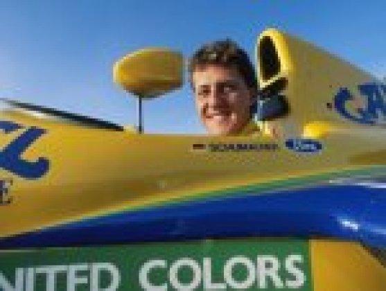 Schumacher'in aracı satışa çıkartıldı