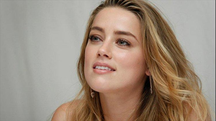 Amber Heard daha önce bir kadınla evlenmiş!