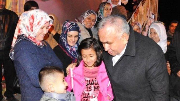 Başkan Tollu, Erdemli Gençlerbirliği Spor Kulübü'nü Ziyaret Etti
