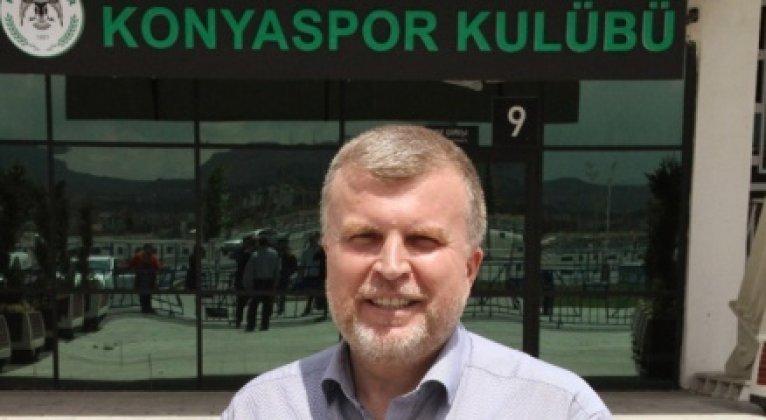 Konyaspor'da hedef üst sıralarda kalıcı olmak