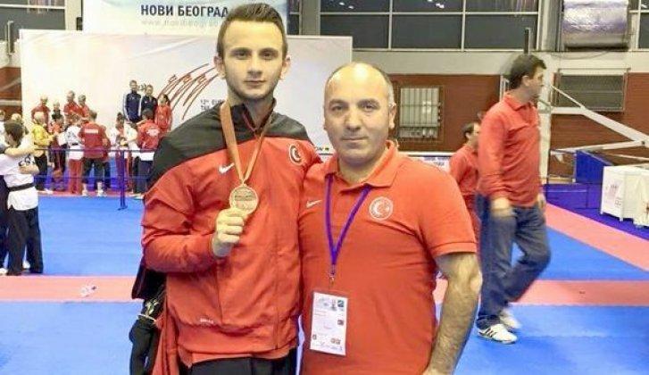 Sinoplu sporcu dünya şampiyonasına hazırlanıyor