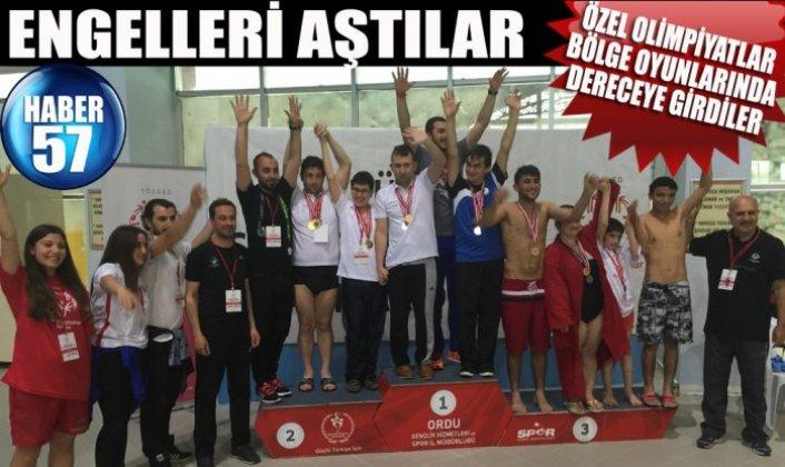 ENGELLERİ AŞTILAR