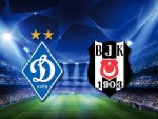 Dinamo Kiev-Beşiktaş maçı hangi kanalda