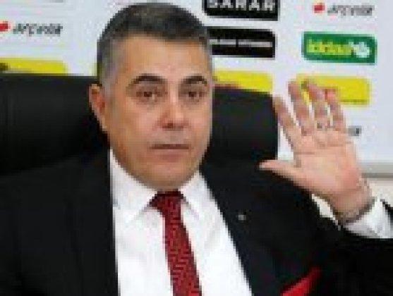 Eskişehirspor başkanından istifa açıklaması