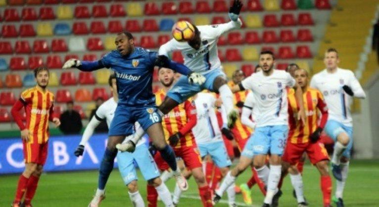 Trabzonspor nihayet kazandı