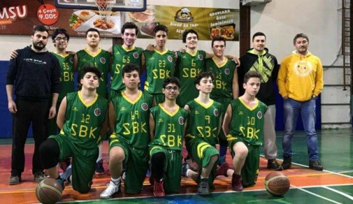 Bizim basketçiler Sinop il birincisi
