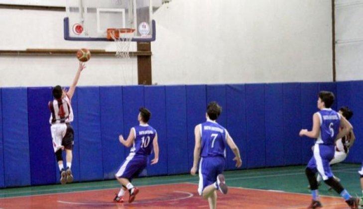Bölgesel Basketbol Grup müsabakaları başladı