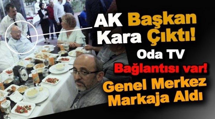 AK Partili Başkan İçin Skandal İddialar!