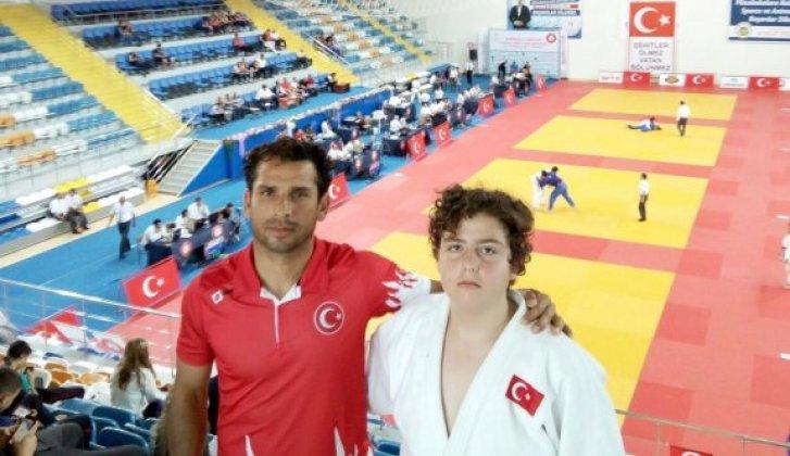 Gerzeli sporcu Türkiye 7.'si oldu