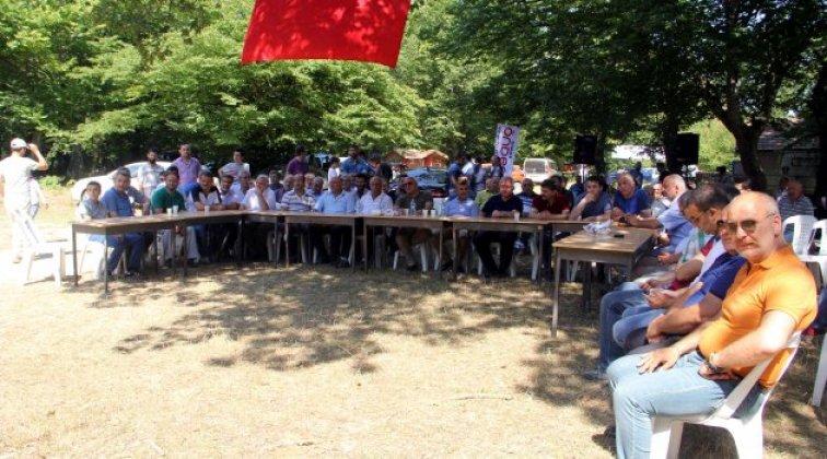 Sinop İmam Hatip mezunları bir araya geldi