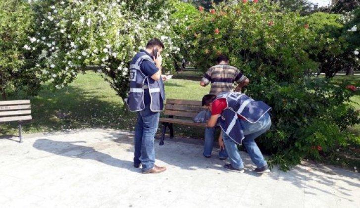 Emniyetten park denetimi - Vitrin Haber