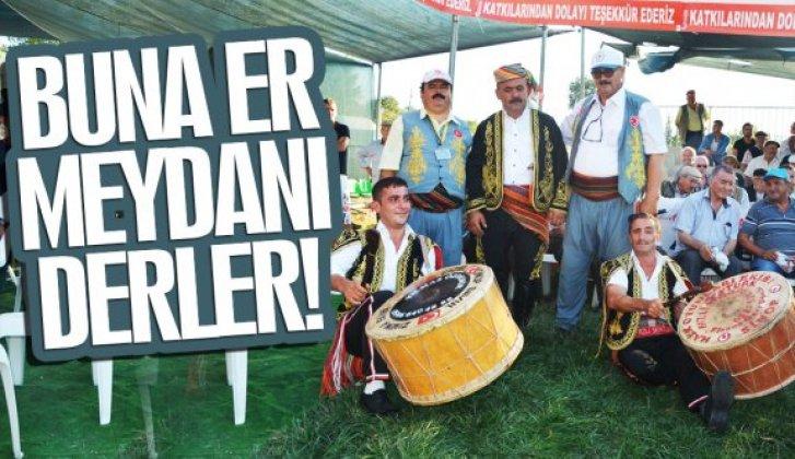 Sinop'ta Er Meydanı kuruldu - Vitrin Haber