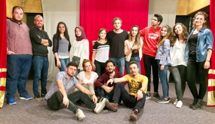 Sinop Hayaller Tiyatrosu'ndan Yeni Sezona Merhaba - Vitrin Haber