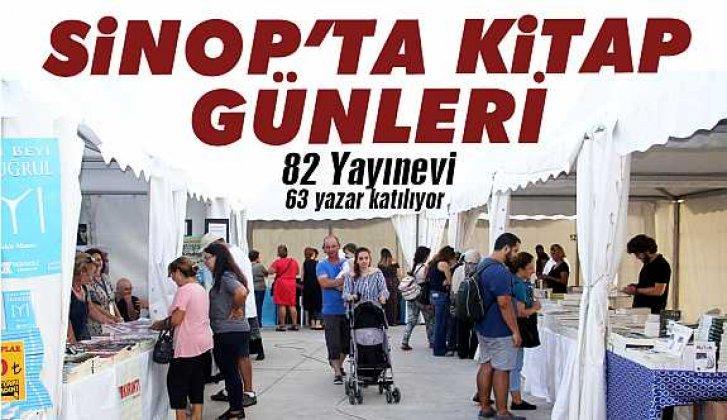 Sinop Kitap Günleri başladı - Vitrin Haber