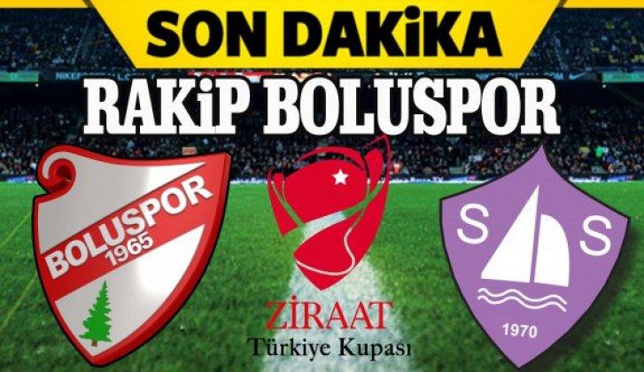 Sinopspor'un rakibi Boluspor oldu - Vitrin Haber