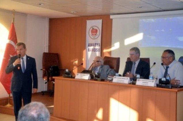 """Baro temsilcilerine """"Sigorta Hukuk ve Tahkim"""" konulu seminer verildi - Vitrin Haber"""
