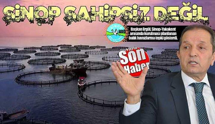 Sinop'u birilerinin çıkarlarına alet ettirmem - Vitrin Haber
