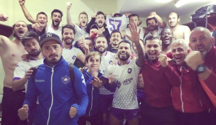 Sinopspor 10 kişi ile 90'da güldü - Vitrin Haber