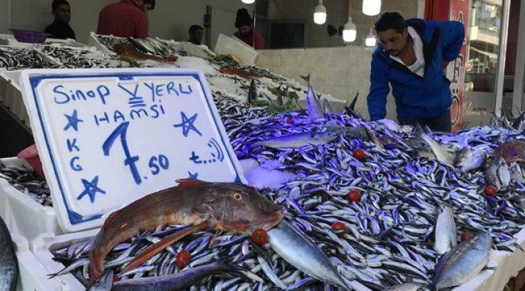 Tezgahlarda balık bolluğu yaşanıyor
