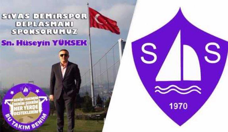 Yüksek'ten Sinopspor'a destek - Vitrin Haber
