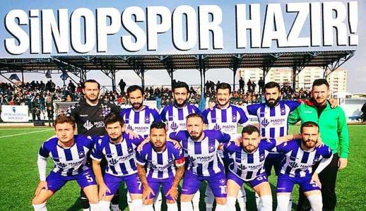 Sinopspor, Atakum sınavına hazır - Vitrin Haber
