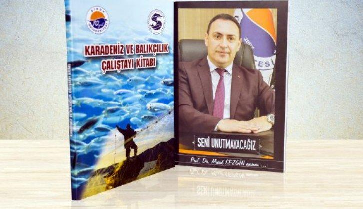 Üniversiteden Karadeniz Balıkçılığına Yön Verecek Kitap - Vitrin Haber