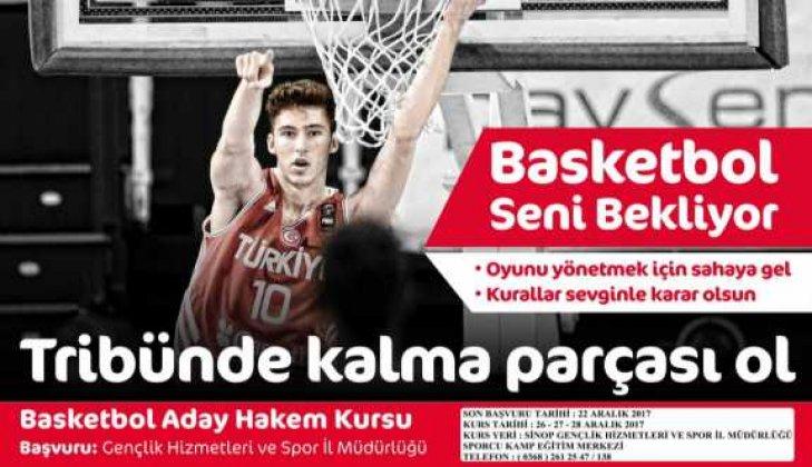 Basketbol seni bekliyor - Vitrin Haber