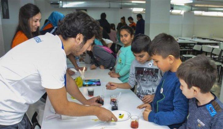 Çocuk Üniversitesi etkinlik günlerine devam ediyor - Vitrin Haber