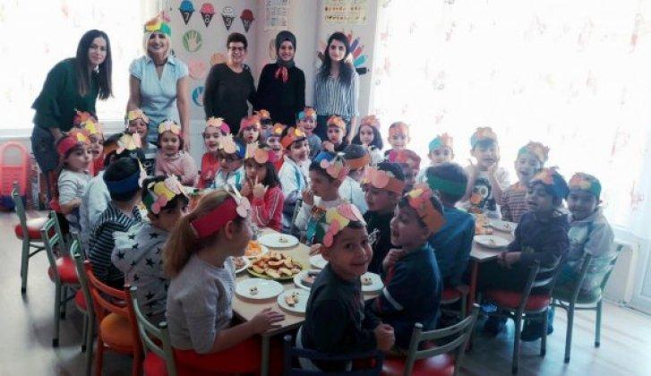Miniklerden yerli malı haftası etkinliği - Vitrin Haber
