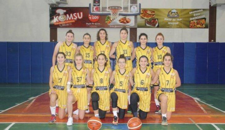 Sinop yıldızları ligin ilk yarısını ikinci sırada tamamladı - Vitrin Haber