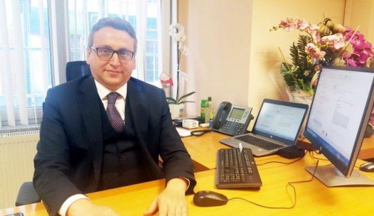 Halkbankası Müdürü Kayğısız'a hayırlı olsun ziyareti - Vitrin Haber